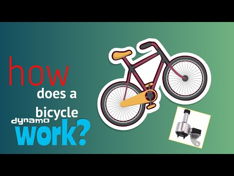 How Does A Bicycle Dynamo Work Youtube