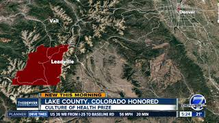 Lake County wins Culture of Health prize