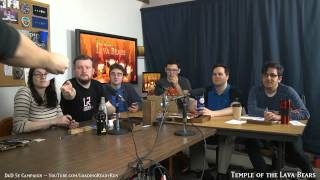 Temple of the Lava Bears Post-Finale Q&A