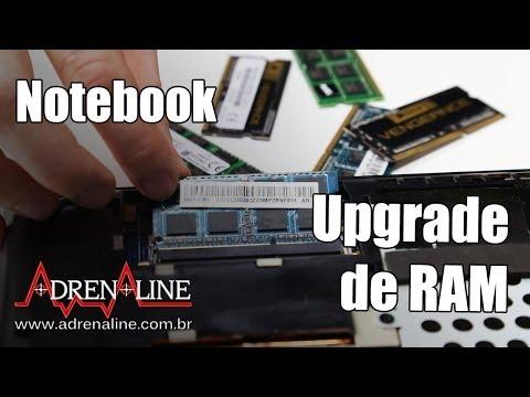 Vale a pena fazer upgrade de Memórias RAM em notebooks? Veja em quais situações fará diferença
