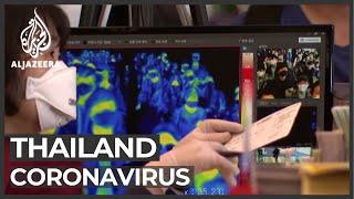 Thailand sees biggest jump in coronavirus cases
