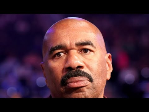 Here's the Actual Real Reason Why Steve Harvey's Talk Show Got Canceled