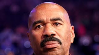 Sad News, Steve Harvey Finally Opens Up About Why His Talk Show Has Been Canceled