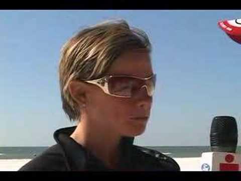 Greg Welch interviews Mirinda Carfrae