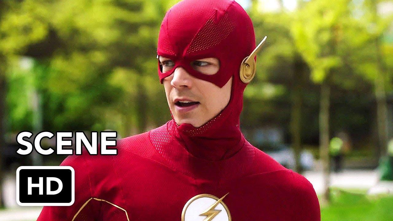 The Flash 7x17