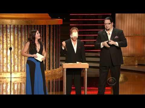 Jason Thompson and Kimberly McCullough  Daytime Emmys 2011