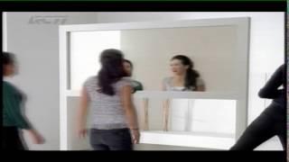 Iklan Sabun Mandi Dove - Test 7 Hari tanpa cermin - 15sec (TVC)