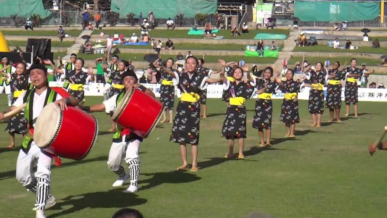 全島 エイサー 祭り