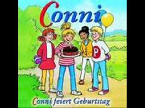 Conni feiert Geburtstag teil 1
