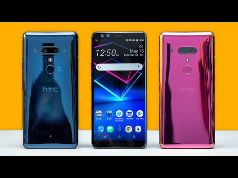 HTC U12 Plus hands-on: four cameras, one phone