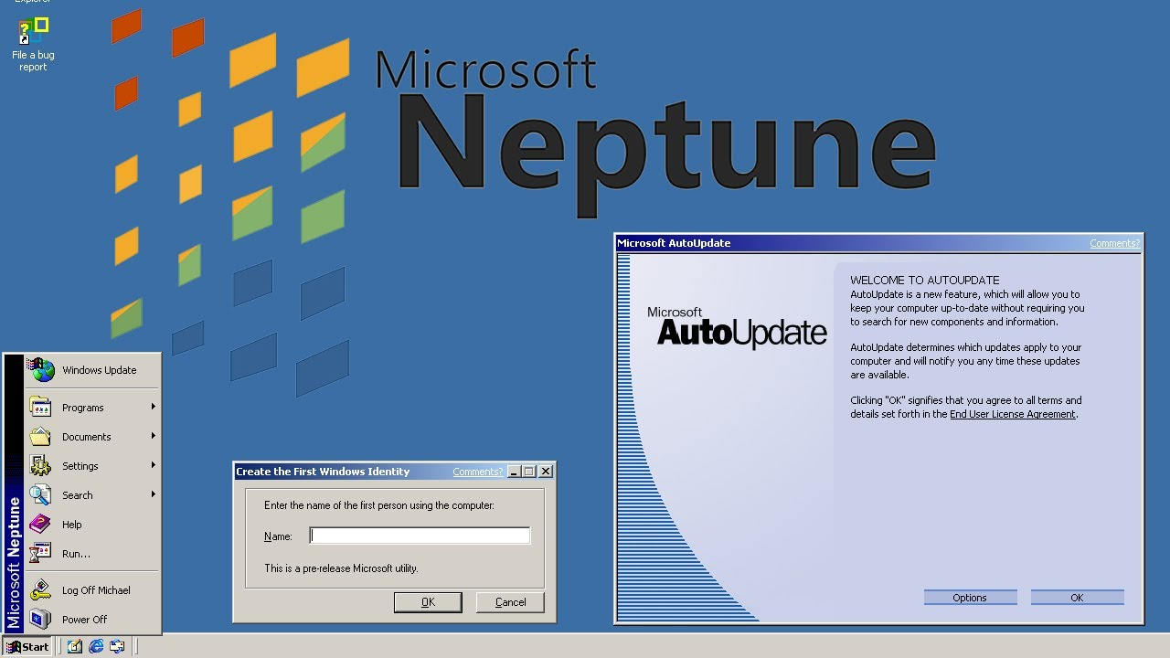 Microsoft windows neptune build 5111