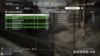 XIM 4 PS4 Battlefield 1 Gameplay Grind - LIVE - Open Lobbies