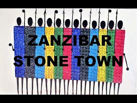 ZANZIBAR - STONE TOWN 1/2 - Putopis 083