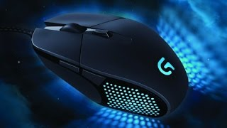 Logitech g303 Daedalus Apex Gaming mouse review by competitive FPS player