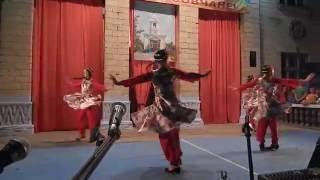 """Узбекский танец""""Андижанская полька"""""""
