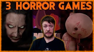 Aborting The Next Fortnite Star! Funny Horror Games Gameplay - 3 Horror Games
