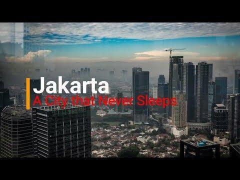 Jakarta A City that Never Sleeps