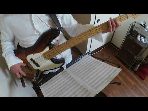 The Carpenters - Sweet Sweet Smile (bass cover) mp3