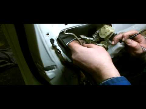 Toyota Central Locking Repair Youtube