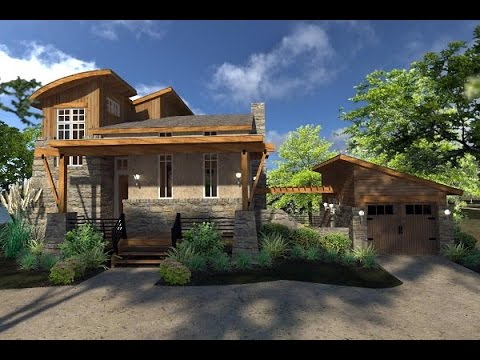 Modern House Plan 75140 at FamilyHomePlans