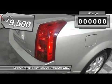 2007 Cadillac CTS Louisville KY T38321A