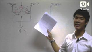 [clipvidva]  สมดุลกล Mechanical Equilibrium Part1/5
