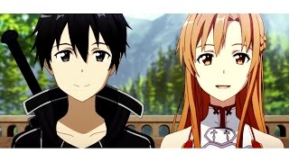 Asuna and Kirito // Oliver - Summer 17 (ft. Cold Hart)