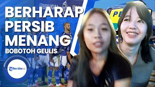 Bobotoh Geulis Asal Cipeundeuy Berharap Persib Bandung Terus Menang Di Putaran Kedua Liga 1