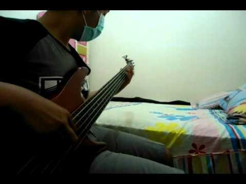 【ベース】東京テディベア ベース弾いてみた【じょなてゃん】