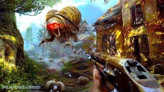 WITCHFIRE New Gameplay Teaser (FPS Action Game 2019)