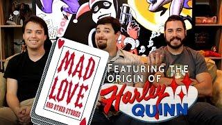 Harley Quinn's Origin   Batman: Mad Love   Back Issues