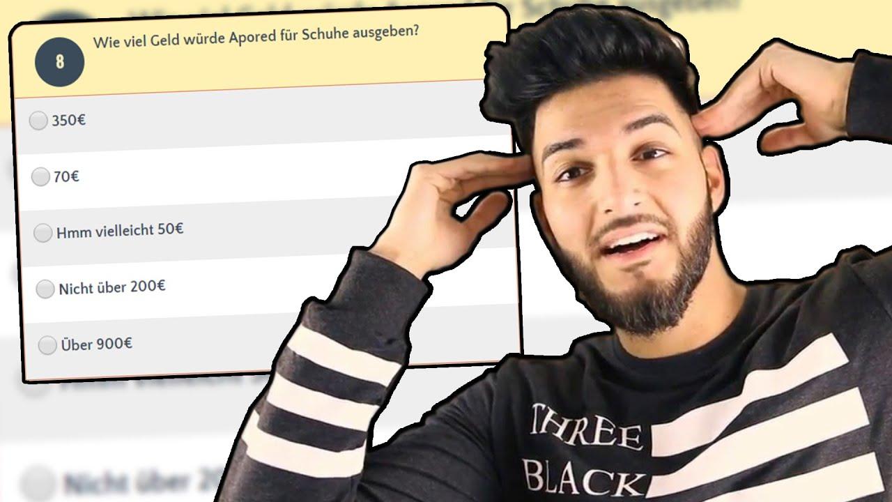 Wie Gut Kenne Ich Apored Youtube