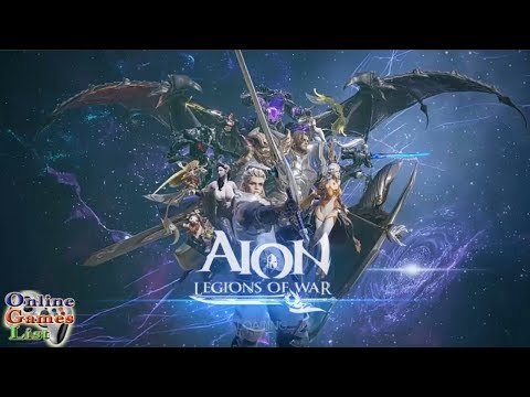 AION: Legions Of War Android Gameplay HD