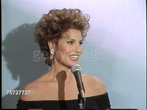 Raquel Welch Interview 1987 Emmy Awards