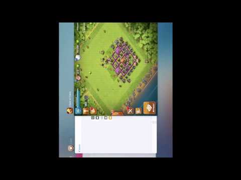 Clash Of Clans jailbrake hack iOS 10-10.2 unlimited gems and coins