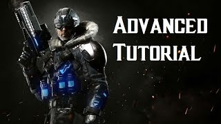 Injustice 2 - Captain Cold (Mr Freeze) Advanced Tutorial!