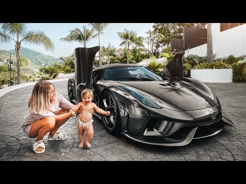 OUR DRIVEWAY IS NOW KOENIGSEGG APPROVED! | VLOG 04 S.5 (Part 1)
