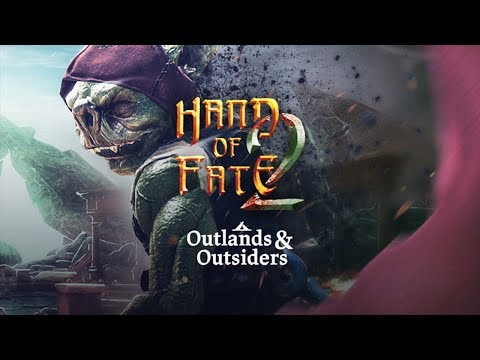 Прохождение Hand of Fate 2: Outlands and Outsiders