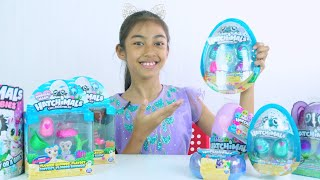 Download Video Unboxing Mainan Anak Hatchimals Mermal Magic Playset & Colleggtibles Eggs MP3 3GP MP4