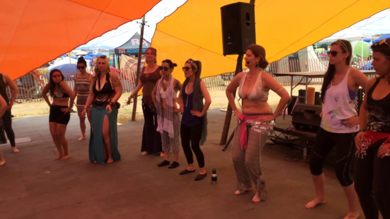 Tantric Belly Dance workshop at LIB, 2015 - YouTube