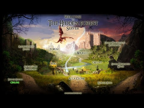 Everquest: The Hidden Forest Private Server