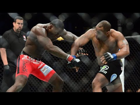 ANTHONY JOHNSON Vs DANIEL CORMIER HL