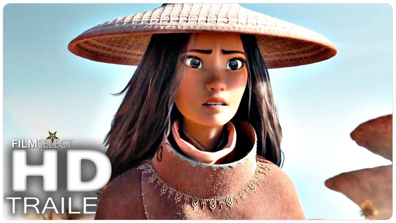 RAYA AND THE LAST DRAGON Trailer (2021)