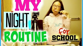 Video My Night Routine For School 2016   Thói quen buổi tối của mình trong năm học download MP3, 3GP, MP4, WEBM, AVI, FLV Oktober 2017
