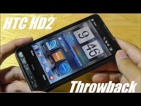 Throwback: HTC HD2 In 2017 - Legendary Smartphone!