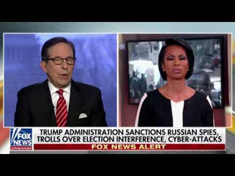 Fox Host's Effort To Portray Trump As Tough On Russia Doesn't Go Well