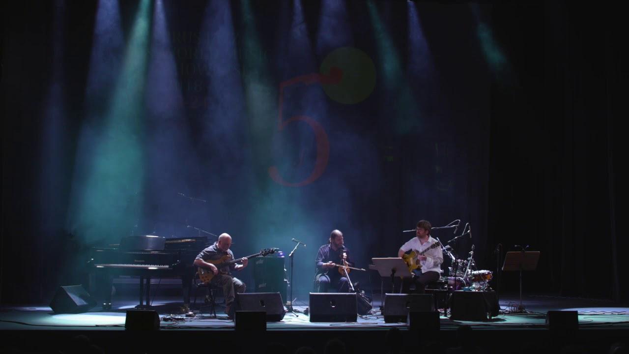 """Ariadne's Thread"" Nenemia live at the 5th Cyprus Jazz  & World Music Show Case"
