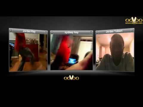 Shemale on oovoo