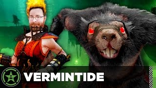 Let's Play - Warhammer: The End Times - Vermintide Part 1