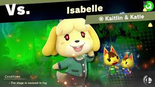 Super Smash Bros Ultimate World of Light Part 394- Kaitlin & Katie